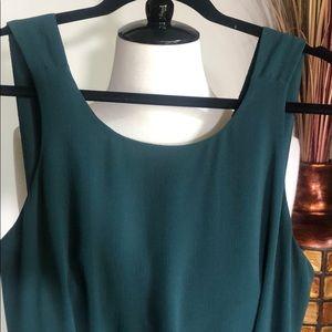 Zara Pants - Zara low back cropped jumpsuit.